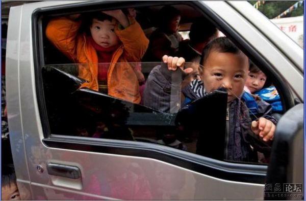 Перевозка детей по-китайски