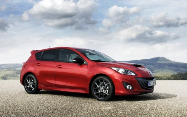 Mazda Speed3/MPS