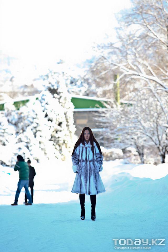 В Алматы выбрали девушек в ВИА Гру