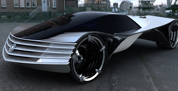 Автомобиль, который 100 лет будет работать без горючего