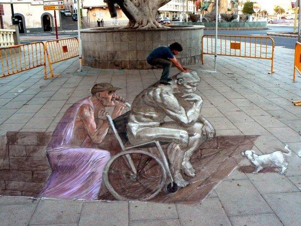 3D рисунки от Eduardo Relero