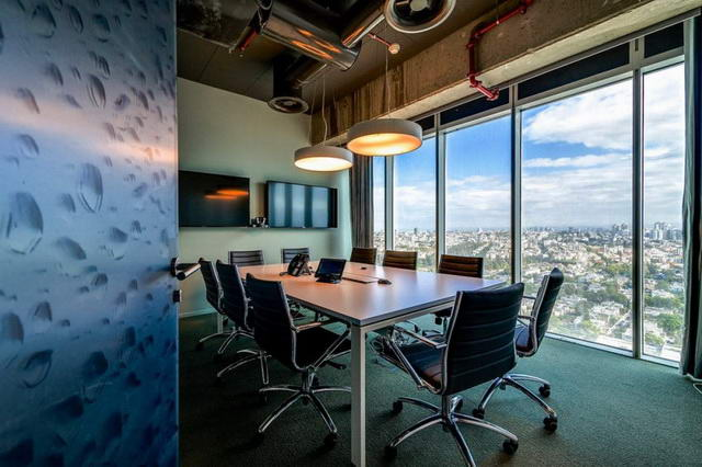 Новый офис компании Google в Тель-Авиве