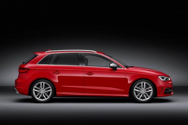 Audi представила обновлённый S3 Sportback
