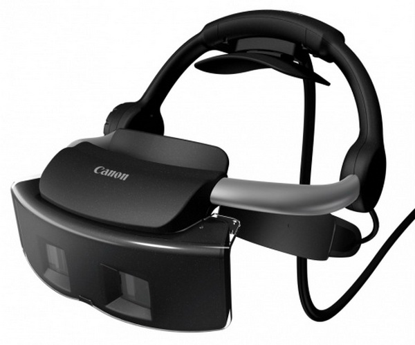 Canon MREAL Mixed Reality Headset