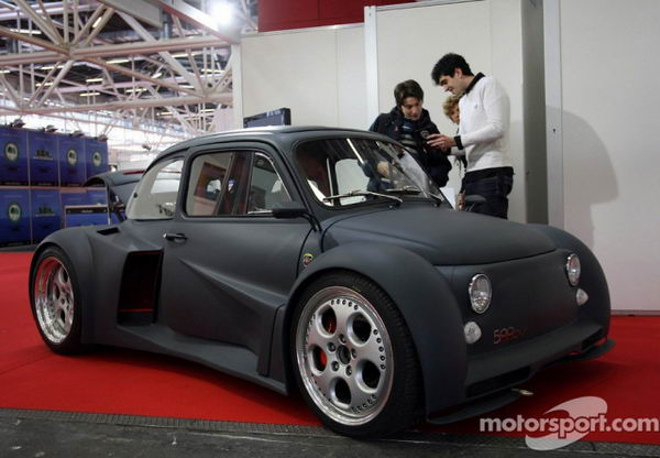 Тюнинг Fiat 500