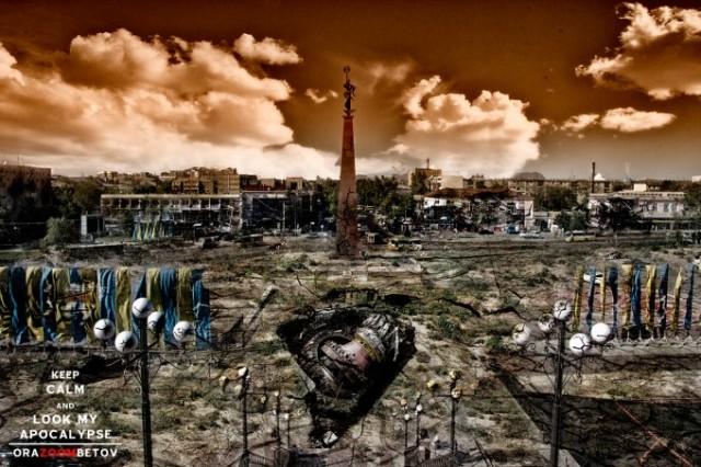 Апокалипсис в Шымкенте
