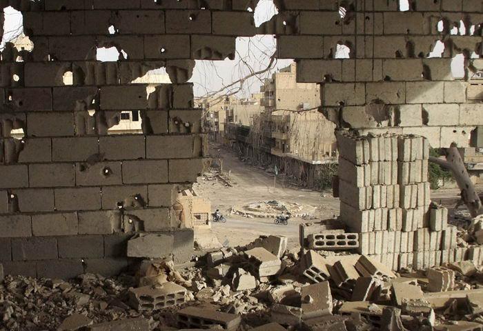 Затянувшаяся гражданская война в Сирии