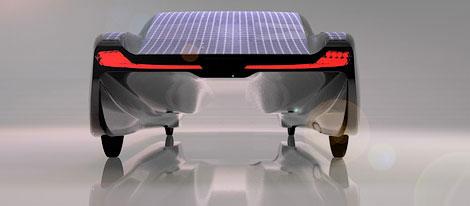 Австралийцы построят доступный автомобиль на солнечных батареях